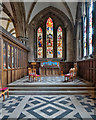 SO8554 : A Side Chapel at Worcester Cathedral by David Dixon