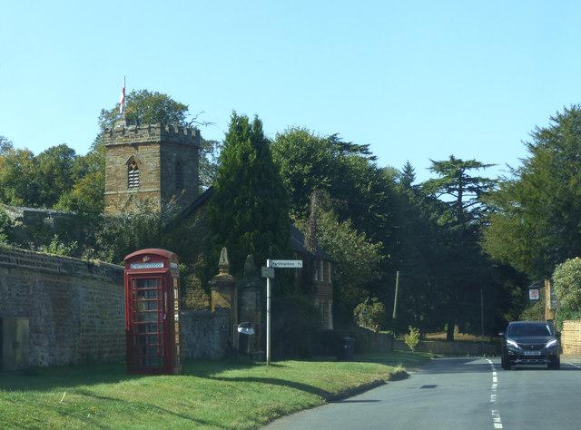 Northampton Road, Litchborough
