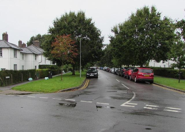 Lon-y-dail, Rhiwbina, Cardiff