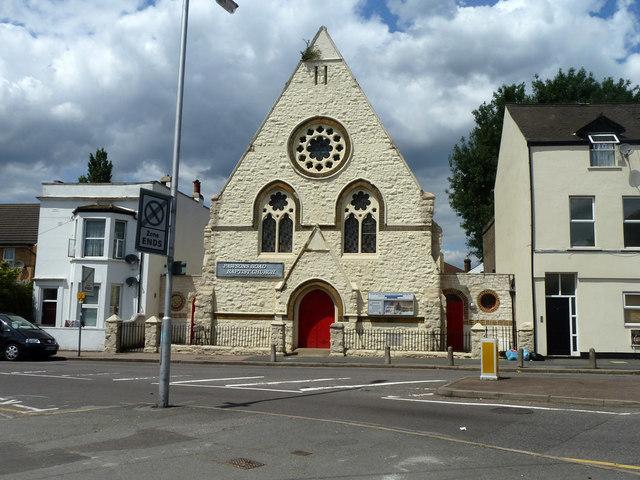 Pawsons Road Baptist Church, Selhurst