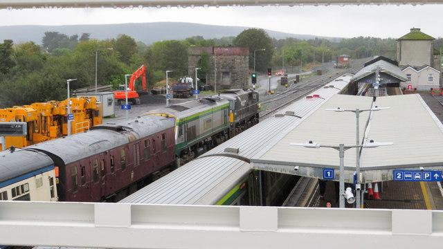 Limerick Junction station