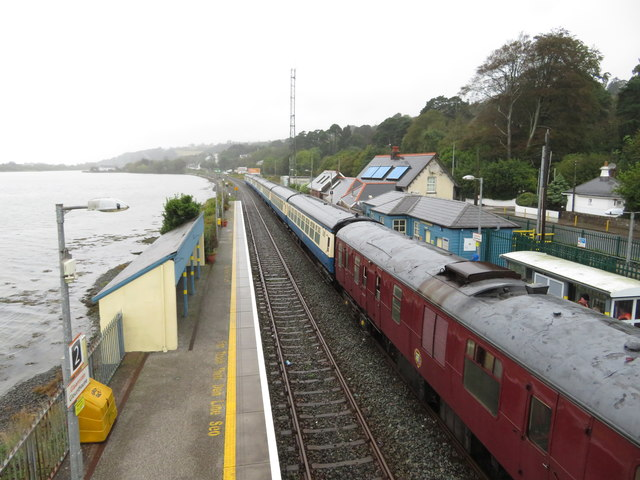 Glounthaune station