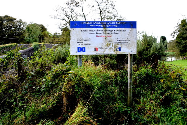 Omagh Angler's Association Notice, Lissan