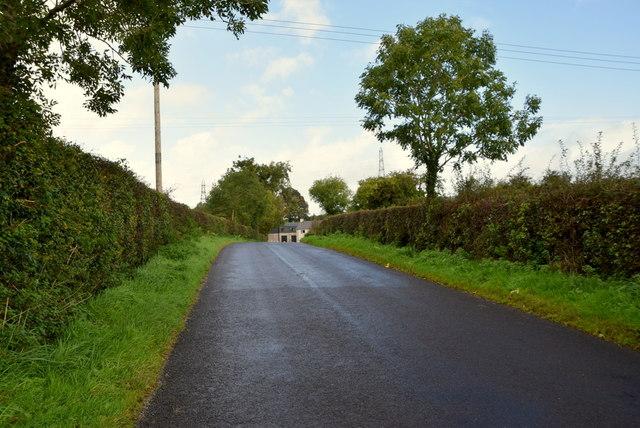 Blackfort Road, Lissan