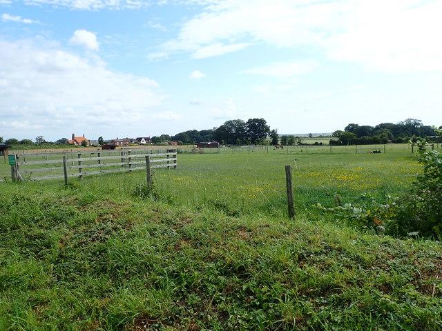 Broadland farmland