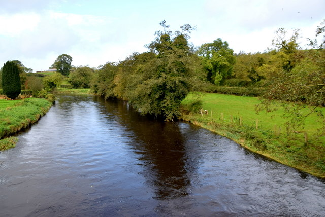 Drumragh River, Drumragh / Lissan