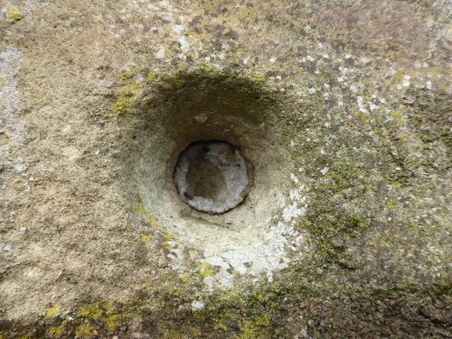 Stone with conical shaped hole, Drumragh