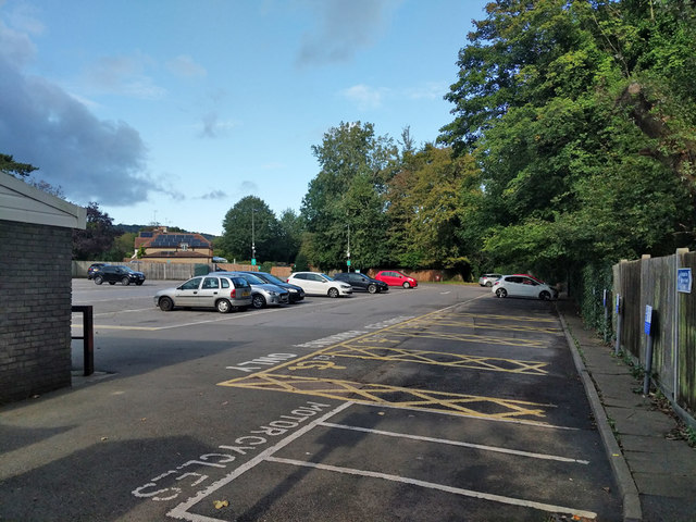 Ellice Road car park, Oxted