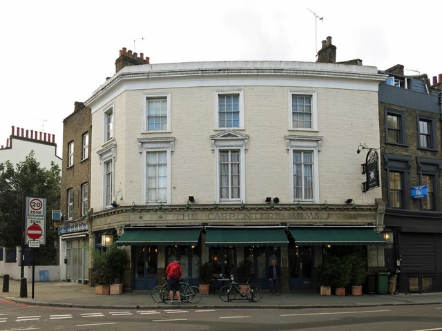The Racketeer, King's Cross Road / Frederick Street, WC1