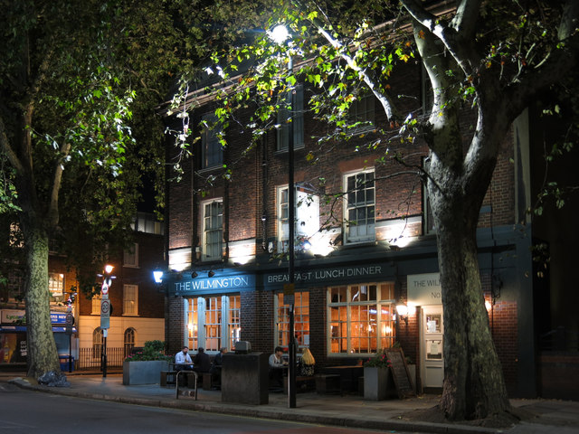 The Wilmington, Rosebery Avenue / Yardley Street, EC1