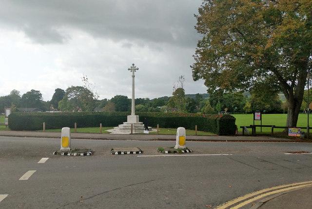 War memorial, Oxted