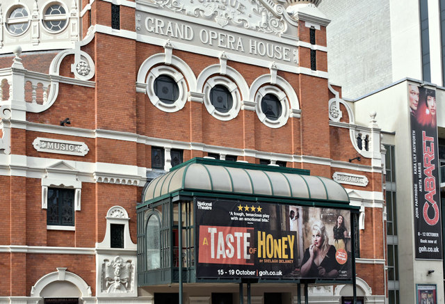 The Grand Opera House, Belfast (October 2019)