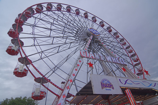 Big wheel - Goose Fair