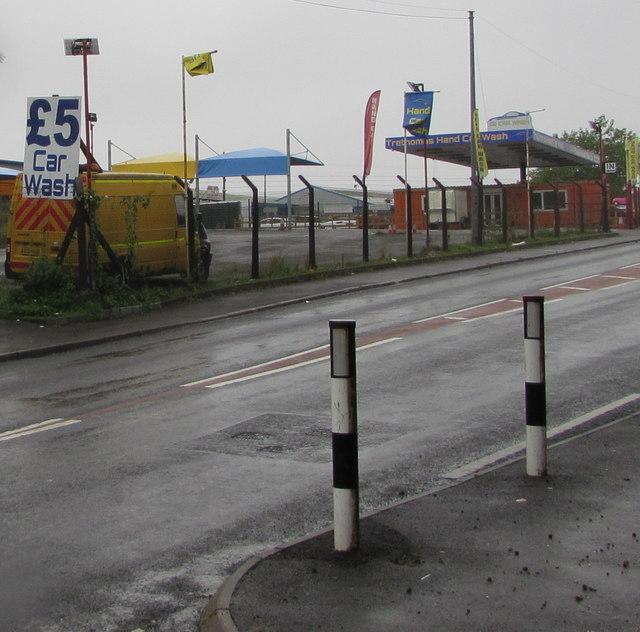 £5 Car Wash in Trethomas