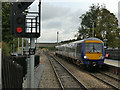 SE4432 : Turbostar at Micklefield station by Stephen Craven