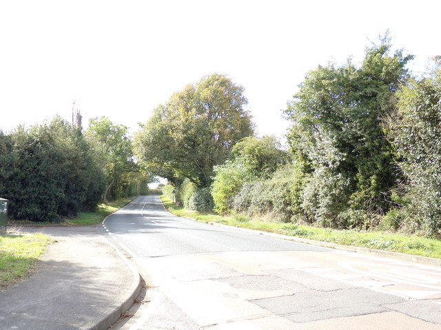 Temple Lane, Silver End