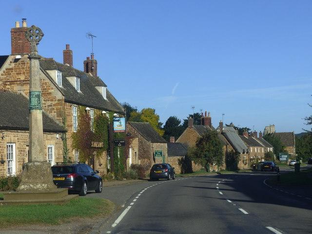 The Sondes Arms, Rockingham