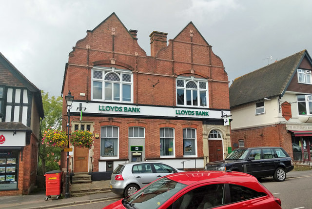 Lloyds Bank, Oxted