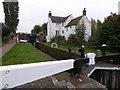SO8986 : Stourbridge Canal - locks Nos. 10 & 9 by Chris Allen