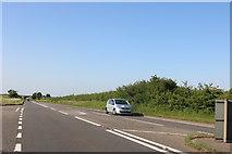 SP9060 : Wollaston Road north of Bozeat by David Howard