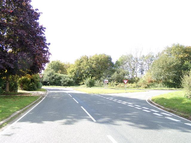 Temple Lane, Cressing