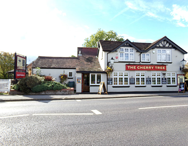 The Cherry Tree Public House, Witham