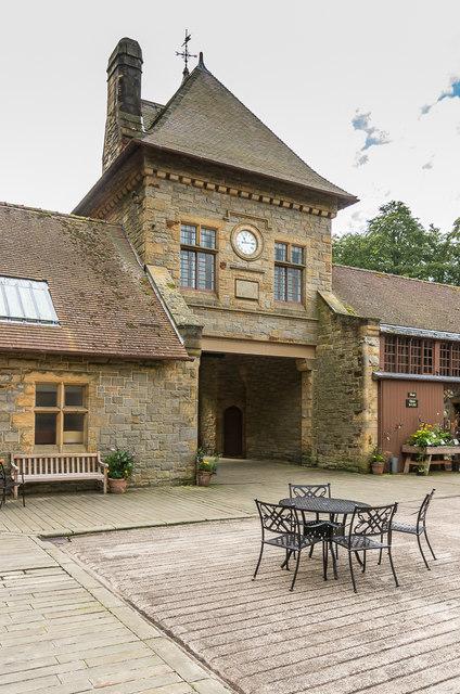 Visitor Centre, Cragside