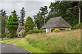 NU0602 : Tumbleton House by Ian Capper