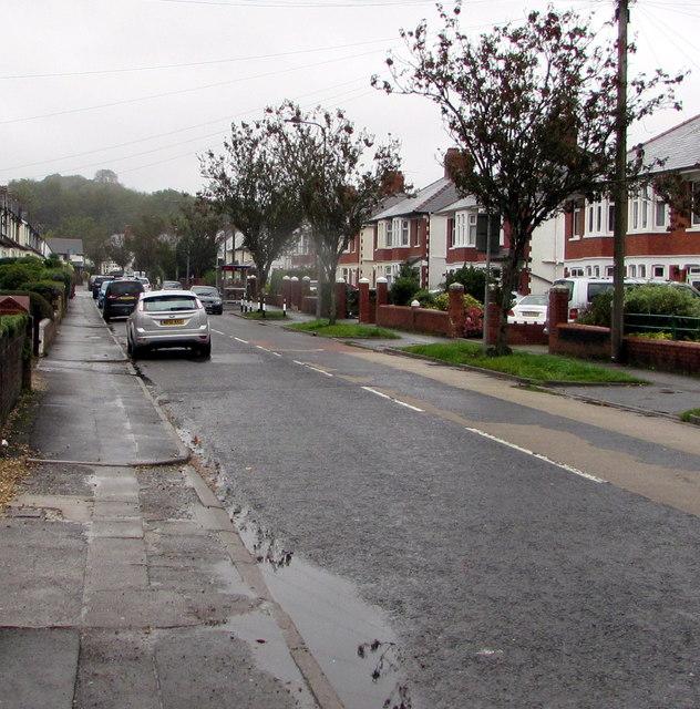 Pantmawr Road, Coryton, Cardiff