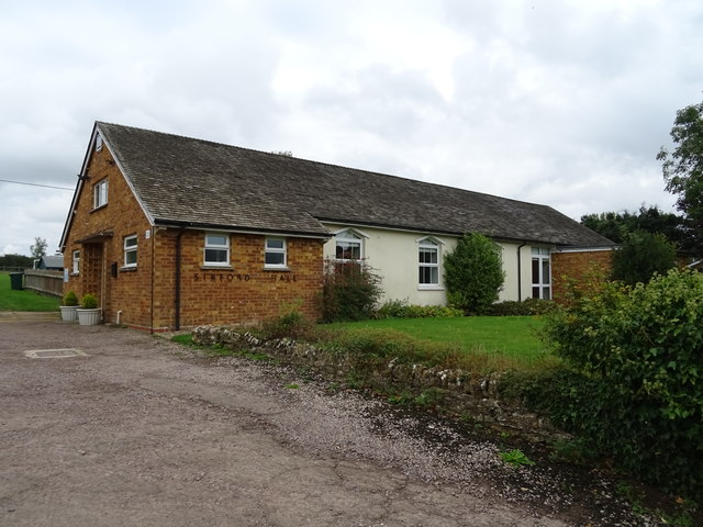 Sibford Village Hall