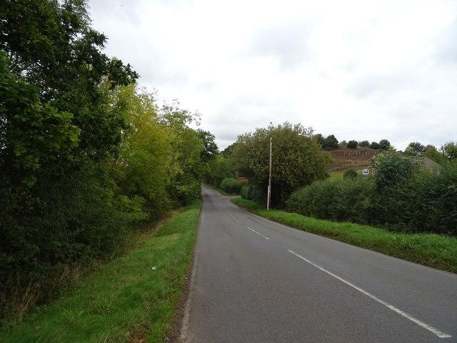 B4035, Tyne Hill