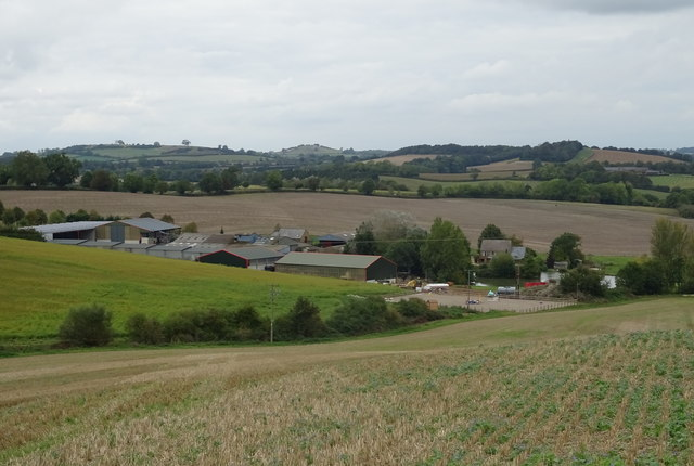 Brakelands Farm near Swalcliffe