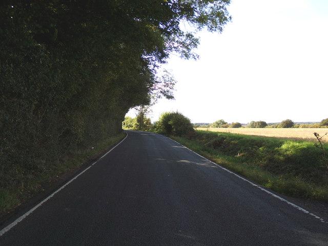 Station Road, Cressing