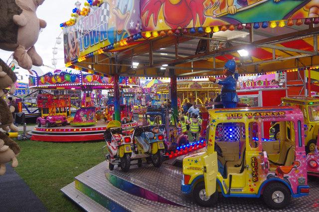 Toy Town - Goose Fair