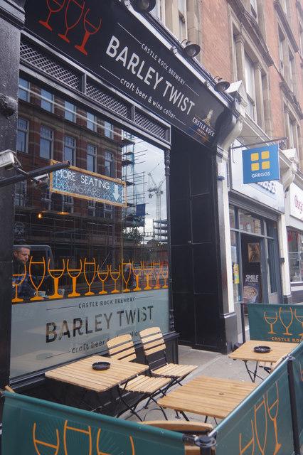 Barley Twist, Nottingham