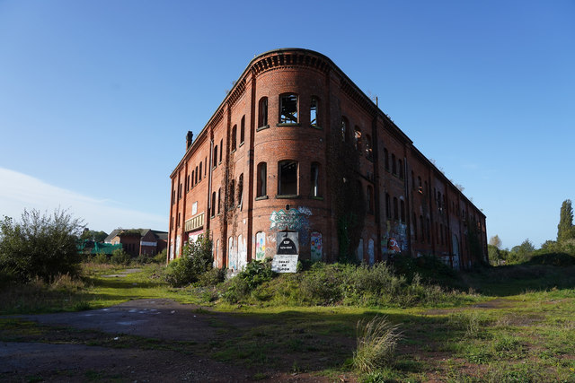 The Great Northern Bonded Warehouse