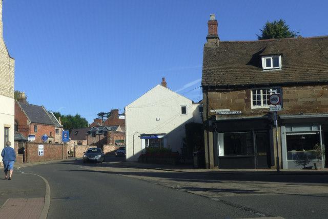 London Road, Uppingham