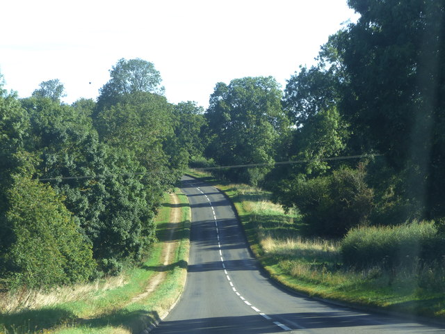 Uppingham Road A6003