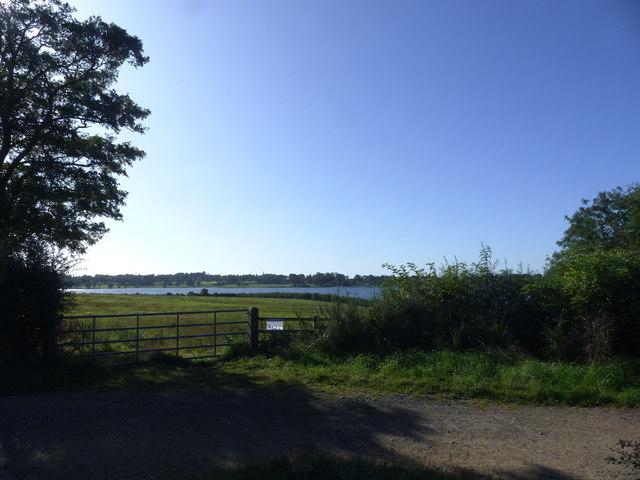 View of Rutland Water