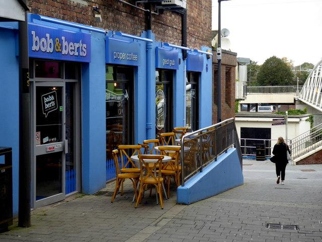 Bob & Bert's, Omagh