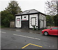 ST1788 : Pit Stop Cafe, Newport Road, Bedwas by Jaggery