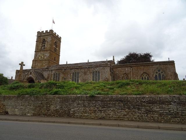 SS Peter & Paul Church, Swalcliffe