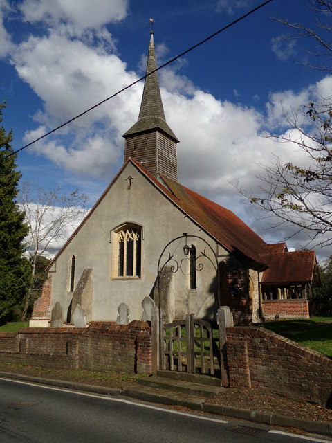 St. Etheldreda Church, White Notley
