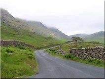 NY3906 : The Kirkstone Pass heading north by Steve Daniels