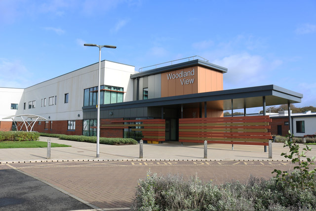 Woodland View, Ayrshire Central Hospital Irvine