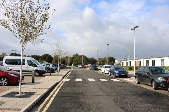 Ayrshire Central Hospital, Irvine