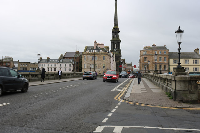 New Bridge Street, Ayr