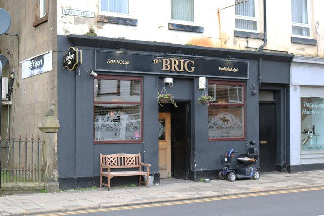 The Brig, Ayr
