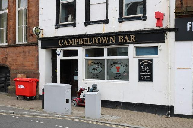 Campbeltown Bar, Ayr