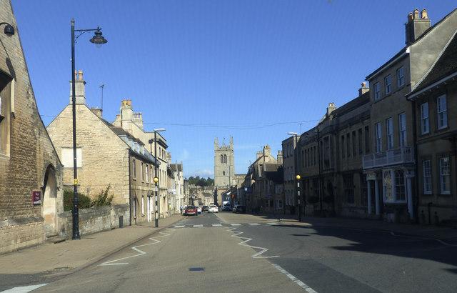 High Street, St Martin's